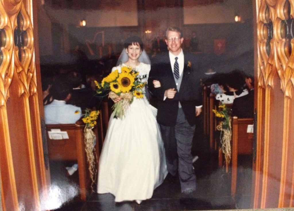 Today I've Been Married Twenty-Five-Years