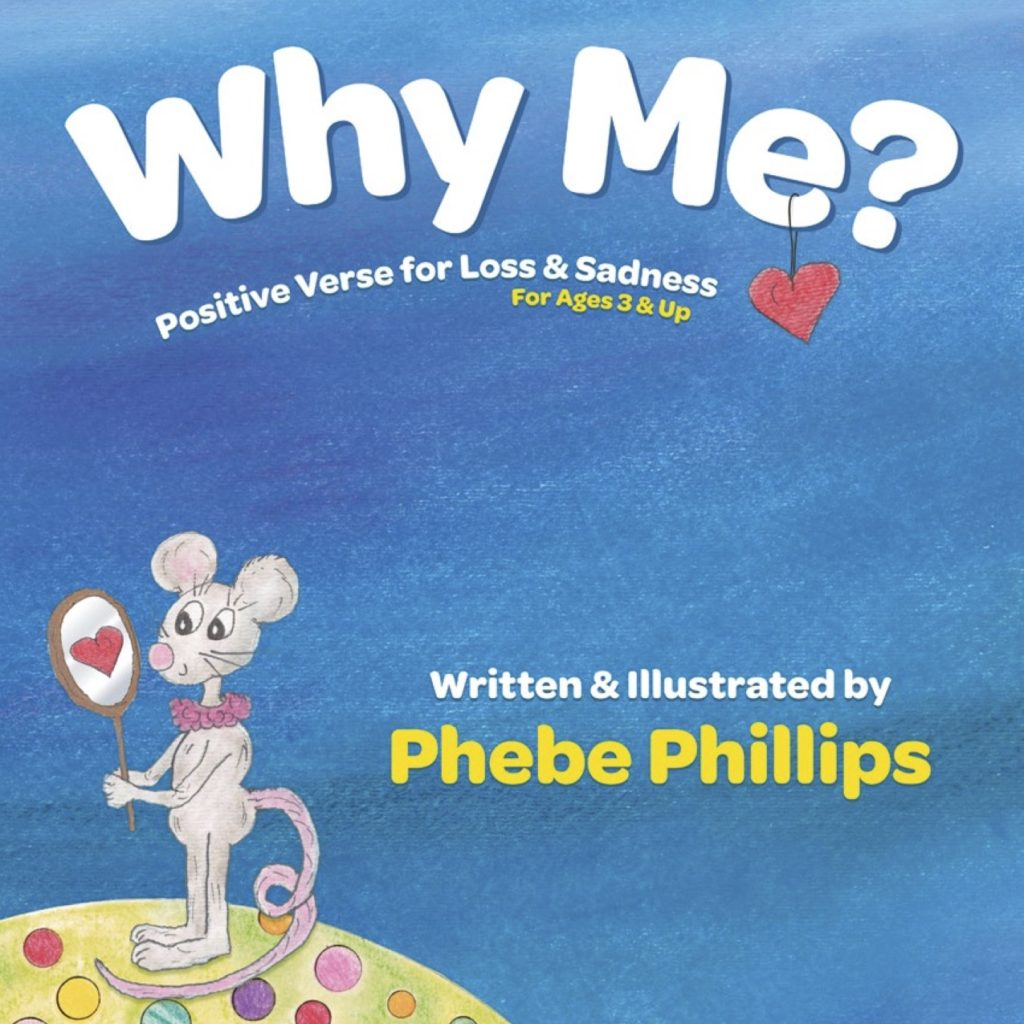 Why Me Book Cover