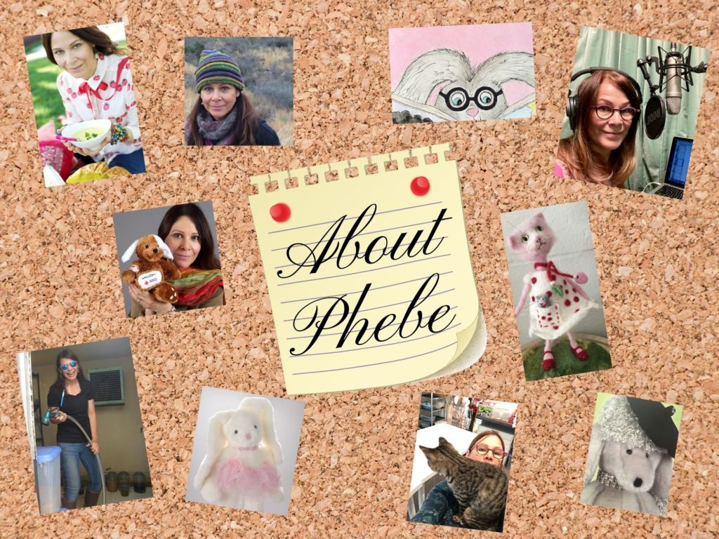 About Phebe for the Phebe Phillips Website