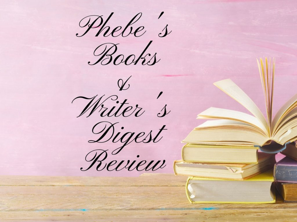 Website Banner for Phebe's Books and Reviews